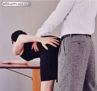 Секс через одежде