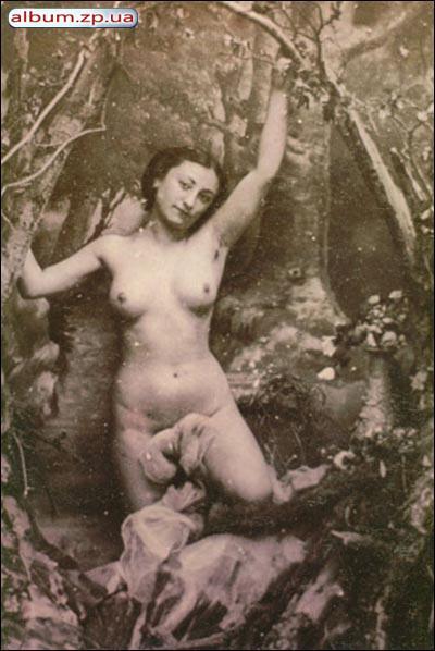 Эротика прошлых веков (18-19 век) .