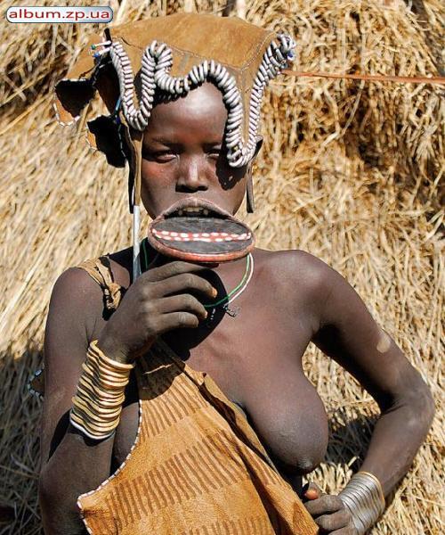 Голая африканка фото — img 11